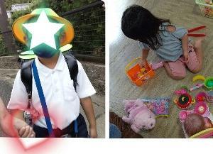 3歳平仮名・7歳カタカナと漢字