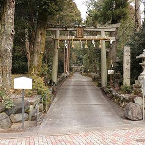 崇道神社の御朱印
