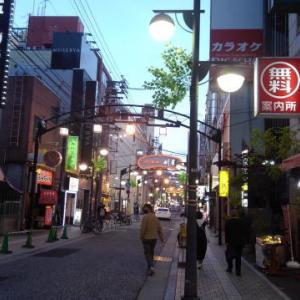西日本全体が緊急事態宣言解除されての週末の流川