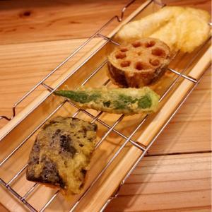 『天ぷら膳とうまいもん ほ』カラッと揚がった熱々天ぷらが美味しい!