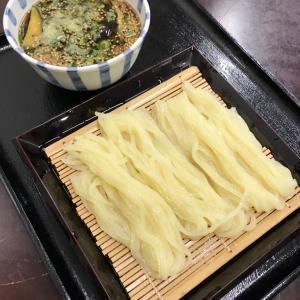 『豊前裏打会 うどん満月中間店』麺を大盛りすれば良かったと悔やむくらい美味い肉ざる!