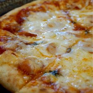 『パスタキッチンドラーゴ』パスタセットとピザセットを注文してシェア!