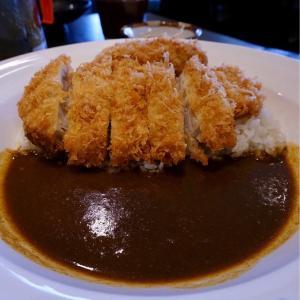 『とんかつ 濵かつ北九州本城店』ランチメニューのカツカレーを食べたくて!