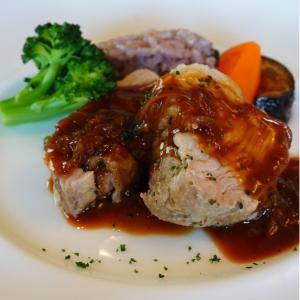 『セルフィーユ』初めてパルメンティエを食べる!いろんな料理があるものだ。