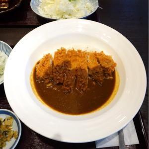 『とんかつ 濵かつ北九州本城店』カツカレーを食べに行く!