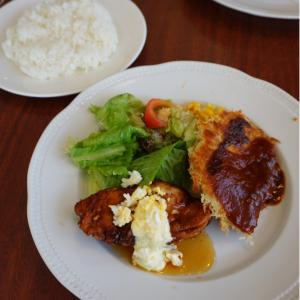 『ロイヤルホスト 中間店』洋食ランチを久々に食べたくて!