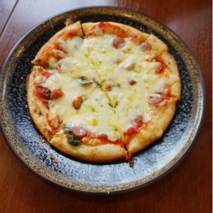 『パスタキッチンドラーゴ』久々にピザセットにしてみる!