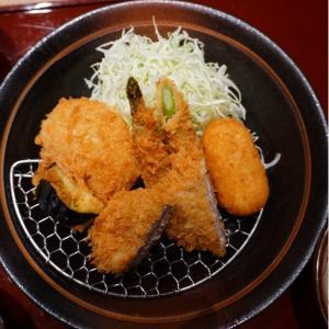 『とんかつ さくら亭イオン八幡東店』初めて入ってカツを食べてみると!
