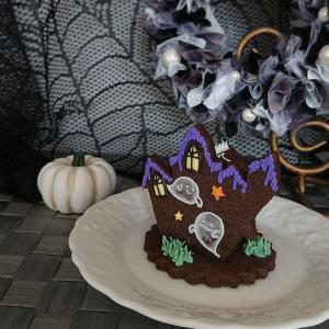 アイシングクッキー ハロウィンハウスイベントのご案内です