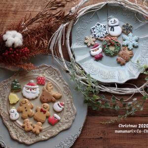 Christmas 2020 クッキー型制作day