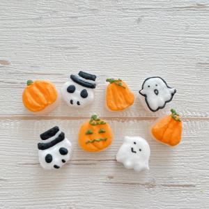 ガーニッシュシュガープレス 「happy Halloween」