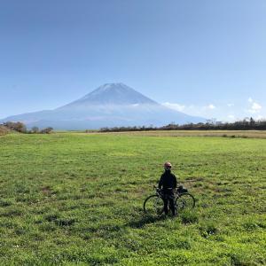 富士山旅2日目は朝霧高原と滝ライド