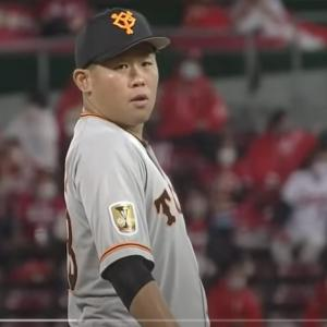 「鈴木誠也に名前負けしていた田口麗斗」