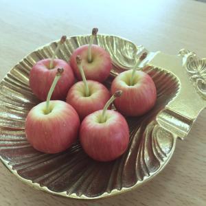 粘土の姫りんご