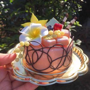桃の季節ですね