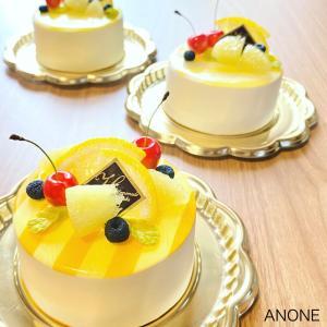 レモンとグレープフルーツのケーキ講座【追加】しました❣️