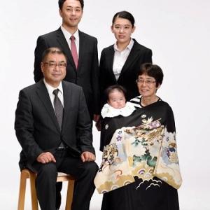 9/8 お宮参り記念