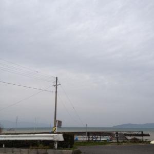 [旅9日目 15/3/20] 海は広いな