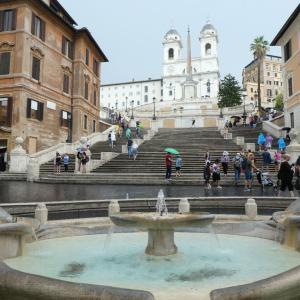 週末ローマ&サンマリノ その18 ローマの名所めぐり。