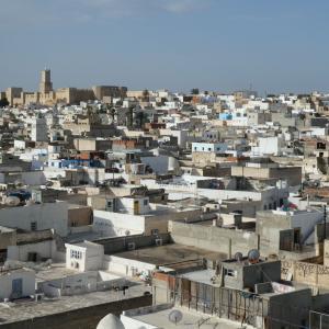 チュニジア旅行 その8 世界遺産スース旧市街の街歩き。