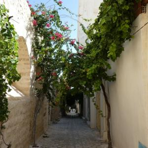 チュニジア旅行 その10 スース最古の邸宅、ダール・エシド。