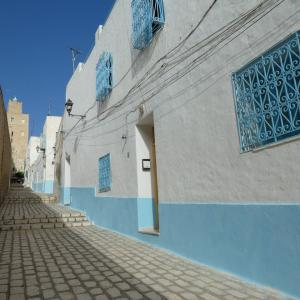チュニジア旅行 その11 かわいいスースの旧市街☆
