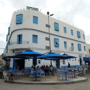 チュニジア旅行 その14 世界最小のパスタ、クスクス。