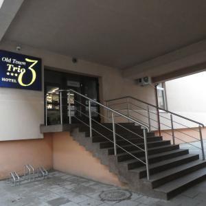 週末リトアニア その18 ビリニュスでお世話になったホテル。