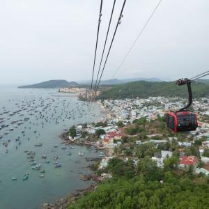 週末ベトナム・フーコック島 その7 世界最長のケーブルカー☆