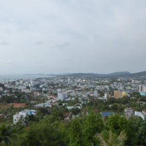 週末ベトナム・フーコック島 その8 絶景カフェ、Chuon Chuon Bistro&Bar☆