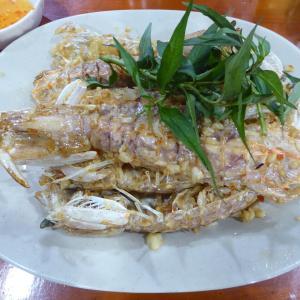週末ベトナム・フーコック島 その9 夕食はもちろんシーフード☆