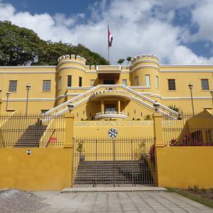 中米3か国旅行 その24 サン・ホセの博物館めぐり。
