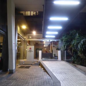 中米3か国旅行 その26 サン・ホセでお世話になったホテル。