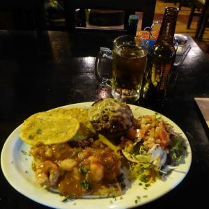 中米3か国旅行 その30 サン・ホセのレストラン、Nuestra Tierra。