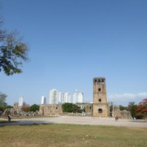 中米3か国旅行 その42 世界遺産、パナマ・ビエホ。