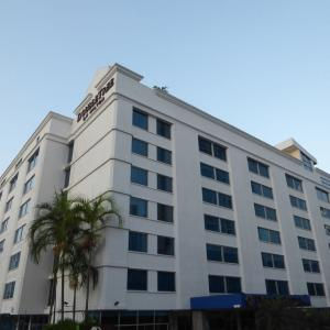 中米3か国旅行 その44 パナマシティでお世話になったホテル。
