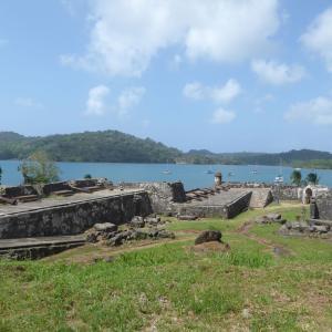 中米3か国旅行 その47 世界遺産、ポルトベーロ。
