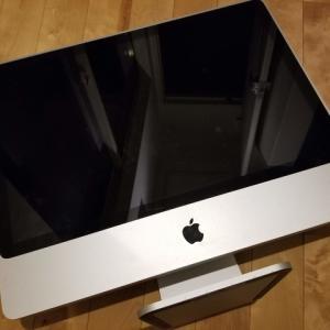 iMac(Early 2008)のSSD化