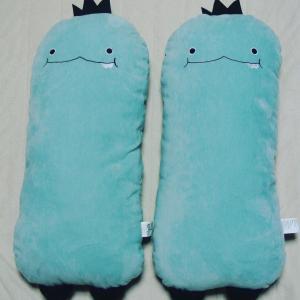 DAISO恐竜の抱き枕…♡