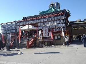 東京の寺廻り①