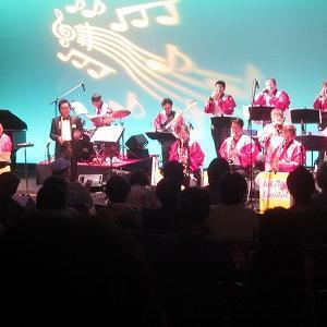 ジャズ&ラテンコンサート♪