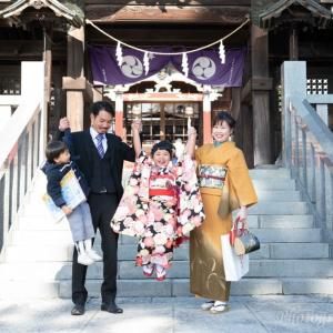 【2020年*七五三撮影】家族の想いを未来に繋ぐ七五三撮影/栃木・宇都宮・那須