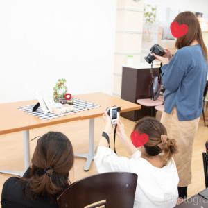 【マニュアル開花Lesson*2月&3月】超初心者向け一眼レフカメラ教室♡那須/宇都宮