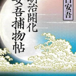 時代小説「明治開花 安吾捕物帖」