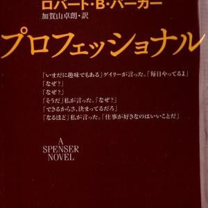 小説「プロフェッショナル」