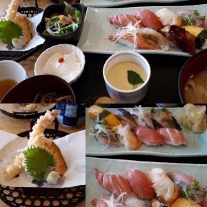 北海道のスープカレー&新鮮お寿司etc(^^♪