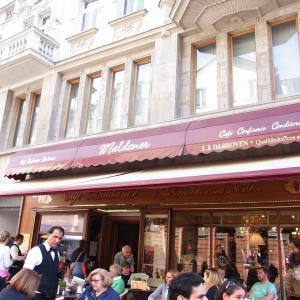 ドイツのケーキ カフェ@Wiesbaden