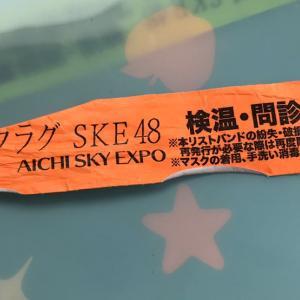 SKE48現地でトーク会 愛知国際展示場 5/1