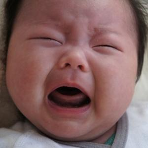 赤ちゃんの、腹式呼吸法を見習いたい!!