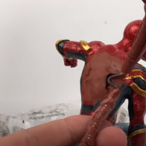 【最強動画strongest Video】アイアンマンの彫刻・Sculpting IRON MAN | Avengers Infinity War -